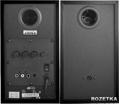 Акустична система Gemix TF-611 Black