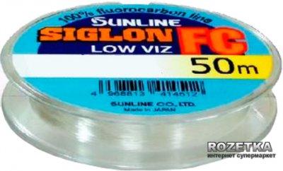 Леска Sunline SIG-FC 50m 0.550mm 17kg Поводковая (16580148)