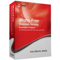 Антивирус Trend Micro Worry-Free Business Security, Standard 251-500, 1Year, Russi (CS00266487)