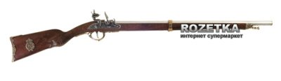 Макет кремінного гладкоствольної рушниці, Франція 1807 г, Denix (01/1080L)