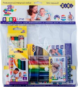 Развивающий творческий набор для малышей «Мой первый набор для творчества» (ZB.9951)