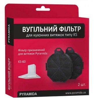 Угольный фильтр для вытяжек PYRAMIDA серий TK, KS
