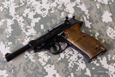 Пневматический пистолет Umarex Walther P38 (5.8089)