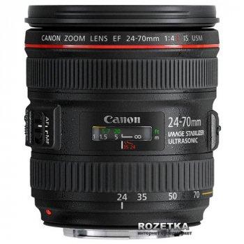 Canon EF 24-70mm f/4.0L IS USM Офіційна гарантія