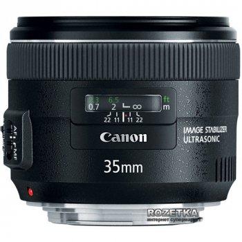 Canon EF 35mm f/2 IS USM Офіційна гарантія