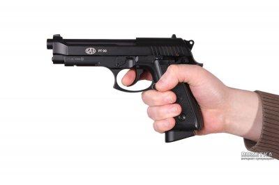 Пневматичний пістолет SAS PT99 (23701428)