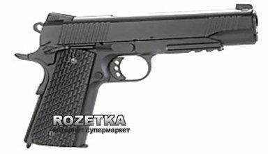 Пневматичний пістолет SAS M1911 Tactical (23701429)
