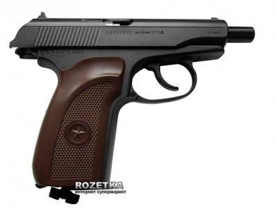 Пневматичний пістолет Umarex Makarov Ultra Blowback (5.8137)