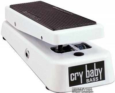 Педаль эффектов Dunlop 105Q CryBaby Bass Wah