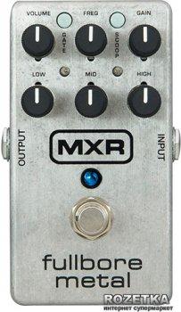Педаль эффектов Dunlop M116 MXR Fullbore Metal