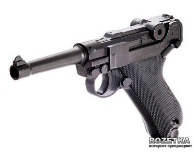 Пневматический пистолет Umarex Legends P08 (5.8135)