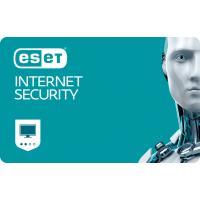 Антивірус ESET Internet Security 3ПК 12 міс. base/20 міс продовження конверт (2012-3-key)