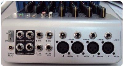 SoundKing MIX04AU USB (SKMIX04AU)