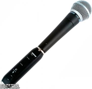 Мікрофон Shure SM58 + X2u