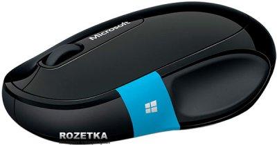 Миша Microsoft Sculpt Comfort Bluetooth Black (H3S-00002)