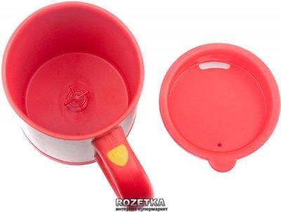 Чашка-мешалка с вентилятором UFT Fancup Красная