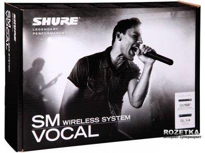 Радіосистема Shure BLX24ESM58