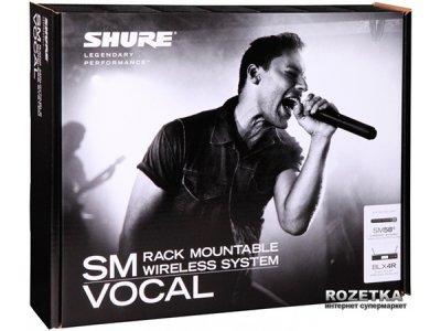 Радіосистема Shure BLX24RESM58