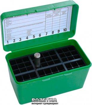 Коробка МТМ H50-R-MAGNUM для патронів 300 WM 50 шт. Зелений (17730479)