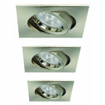 Світильник точковий LIGHT TOPPS BEST PERFOMANCE LINE LT13347 (набір з 3)