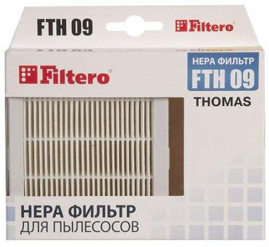 Фільтр HEPA для пилососа FILTERO FTH 09