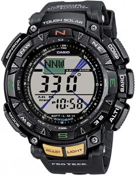 Чоловічий годинник CASIO PRG-240-1ER