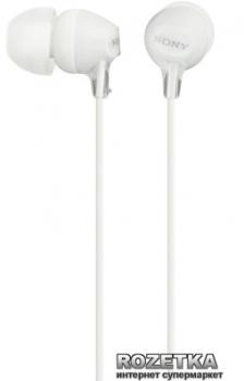 Навушники Sony MDR-EX15LP White (MDREX15LPW.AE)