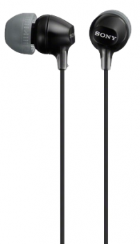 Навушники Sony MDR-EX15LP Black (MDREX15LPB.AE)