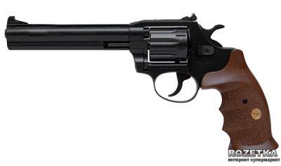 """Револьвер Alfa мод 461 6"""" (вороненный, дерево) 144922/9 (14310052)"""