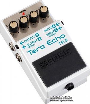 Педаль эффектов Boss TE-2 Tera Echo