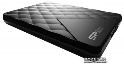 Жорсткий диск Silicon Power Diamond D06 1TB SP010TBPHDD06S3K 2.5 USB 3.0 External