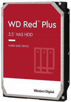 "Жорсткий диск Western Digital Red Plus 6TB 5400rpm 64MB WD60EFRX 3.5"" SATA III"