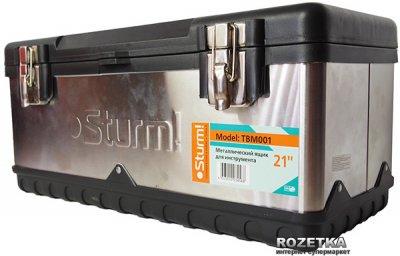 """Ящик для інструментів Sturm 21"""" металевий (TBM001)"""