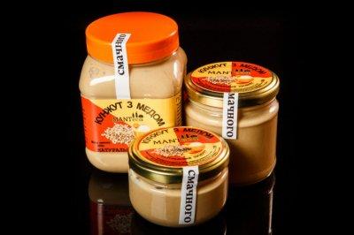 Кунжутная паста c медом Manteca тахини 180 г (18010)