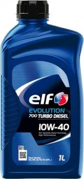 Моторное масло Elf Evolution 700 Turbo Diesel 10W-40 1 л (201558)