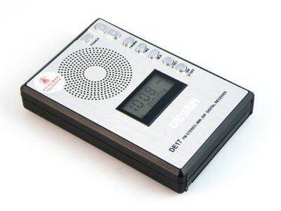 Радиоприемник Degen DE17