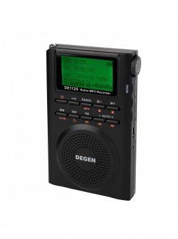 Радиоприемник Degen DE1125Н
