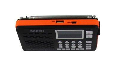 Радиоприемник Degen DE29