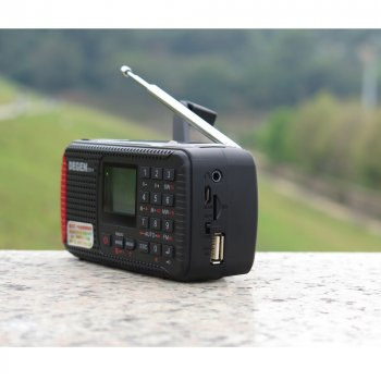 Emergency радиоприемник Degen CY-1