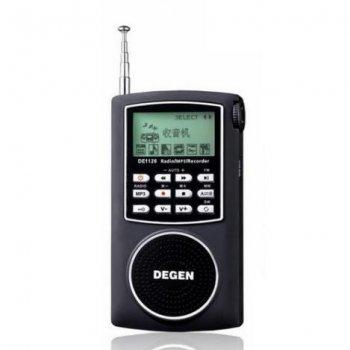 Радиоприемник Degen DE1126