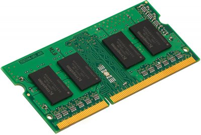 Оперативная память Kingston SODIMM DDR3-1600 2048MB PC3-12800 (KVR16S11S6/2)
