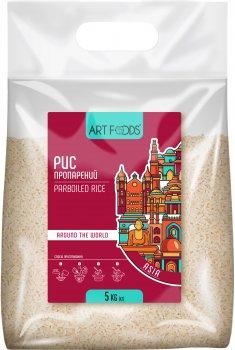 Рис Art Foods Пропаренный 5 кг (4820191592599)