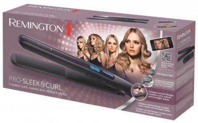 Щипці для волосcя REMINGTON S6505 PRO-Sleek & Curl
