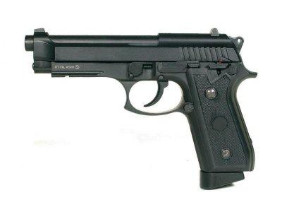 Пистолет пневматический KWC KMB15 (Beretta M92)