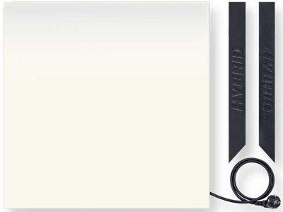 Обігрівач керамічний HYBRID 375W (білий)