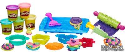 Игровой набор Hasbro Play-Doh Магазинчик печенья (B0307)