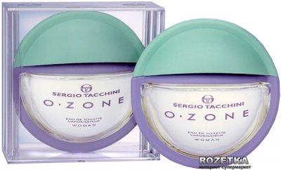 Туалетная вода для женщин Sergio Tacchini Ozone Woman 75 мл (8300186908469)