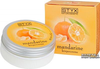 Крем для тела Мандарин Styx Naturcosmetic 200 мл (9004432180942)