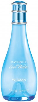Туалетная вода для женщин Davidoff Cool Water Woman 50 мл (3414202011769)