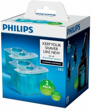 Картридж для очищення бритв PHILIPS JC 302/50